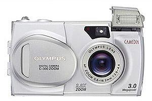 Olympus C-300 Zoom