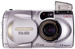 Olympus D-460 Zoom