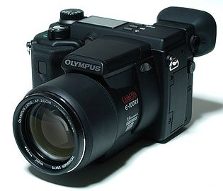Olympus E-100 RS