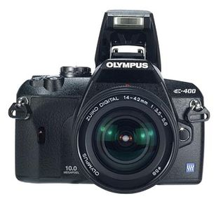 Olympus E-400 (EVOLT E-400)