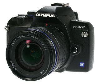 Olympus E-420 (EVOLT E-420)