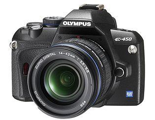 Olympus E-450 (EVOLT E-450)