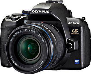 Olympus E-620 (EVOLT E-620)