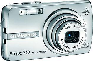 Olympus Stylus 740 (mju 740 Digital)