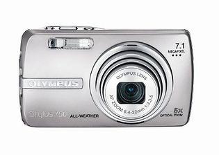 Olympus Stylus 750 (mju 750 Digital)