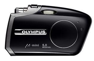 Olympus Stylus Verve  S (mju mini Digital S)