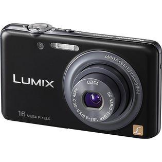 Panasonic Lumix DMC-FH7 (Lumix DMC-FS22, Lumix DMC-FS22)