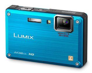 Panasonic Lumix DMC-TS1 (Lumix DMC-FT1)