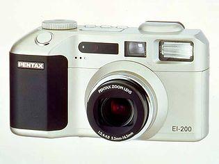 Pentax EI-200