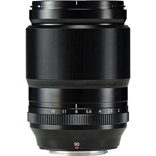 Fujifilm XF 90mm F2 R LM WR