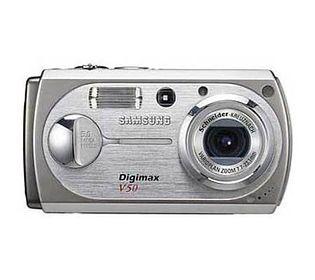 Samsung Digimax V50