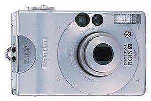 Canon PowerShot S110 (Digital IXUS V)