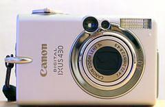 Canon PowerShot S410 (Digital IXUS 430)