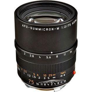 Leica APO-Summicron-M 75mm f/2 ASPH