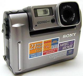 Sony Cyber-shot DSC-F55