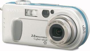 Sony Cyber-shot DSC-P2