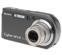 Sony Cyber-shot DSC-P200