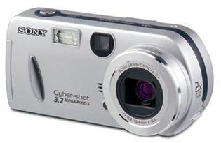 Sony Cyber-shot DSC-P52