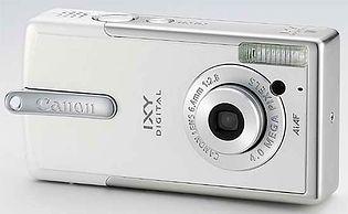 Canon PowerShot SD10 (Digital IXUS i, IXY Digital L)