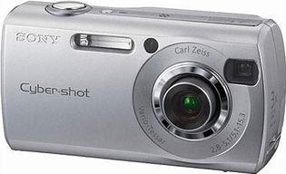 Sony Cyber-shot DSC-S40