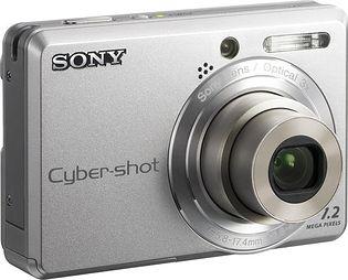 Sony Cyber-shot DSC-S800