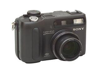 Sony Cyber-shot DSC-S85