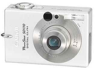 Canon PowerShot SD110 (Digital IXUS IIs, IXY Digital 30a)