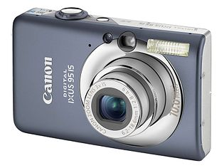 Canon PowerShot SD1200 IS (Digital IXUS 95 IS)