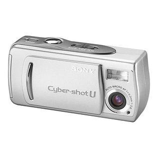 Sony Cyber-shot DSC-U20