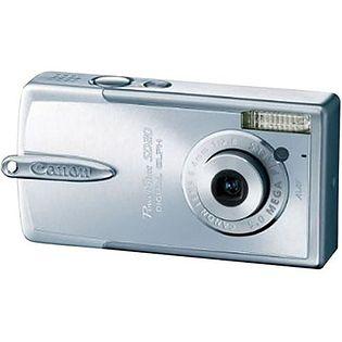 Canon PowerShot SD20 (Digital IXUS i5, IXY Digital L2)
