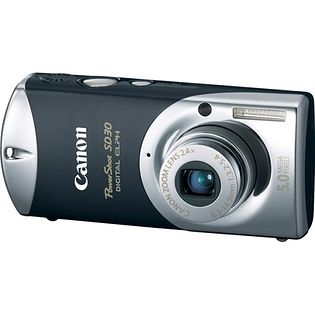 Canon PowerShot SD30 (IXY Digital L3, Digital IXUS i Zoom)