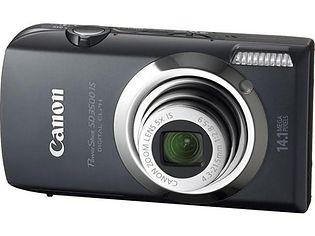 Canon PowerShot SD3500 IS (IXUS 210, IXY 10S)