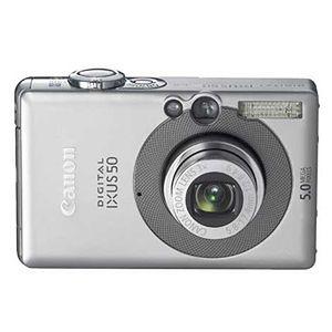 Canon PowerShot SD400 (Digital IXUS 50, IXY Digital 55)