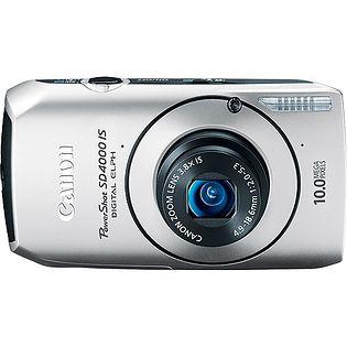 Canon PowerShot SD4000 IS (IXUS 300 HS, IXY 30S)