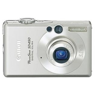Canon PowerShot SD450 (Digital IXUS 55, IXY Digital 60)