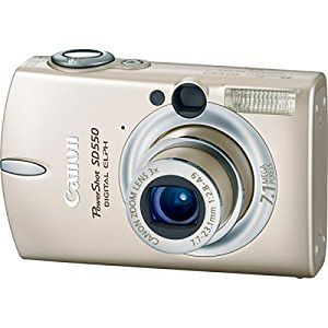 Canon PowerShot SD550 (Digital IXUS 750, IXY Digital 700)