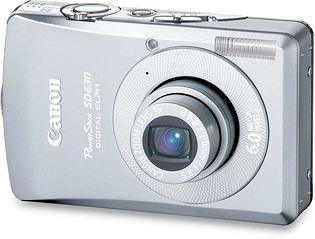 Canon PowerShot SD630 (Digital IXUS 65, IXY Digital 80)