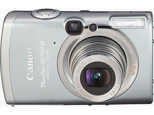 Canon PowerShot SD700 IS (Digital IXUS 800 IS, IXY Digital 800 IS)