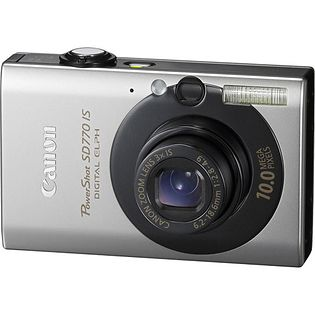 Canon PowerShot SD770 IS (Digital IXUS 85 IS)