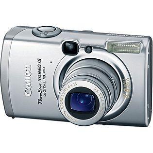 Canon PowerShot SD850 IS (Digital IXUS 950 IS, IXY Digital 810 IS)