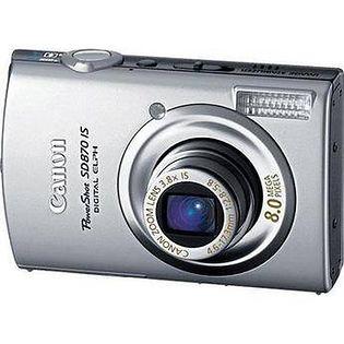Canon PowerShot SD870 IS (Digital IXUS 860 IS, IXY Digital 910 IS)