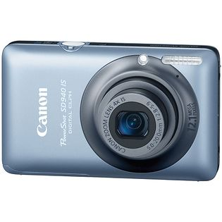 Canon PowerShot SD940 IS (Digital IXUS 120 IS)