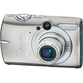 Canon PowerShot SD950 IS (Digital IXUS 960 IS)