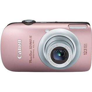 Canon PowerShot SD960 IS (Digital IXUS 110 IS)