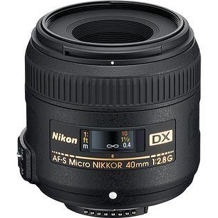 Nikon AF-S DX Micro Nikkor 40mm F2.8