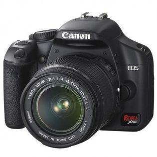 Canon EOS 450D (EOS Rebel XSi, EOS Kiss X2)