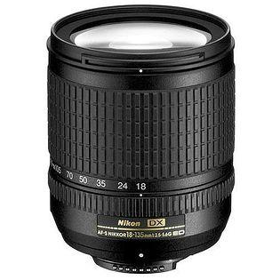 Nikon AF-S DX Nikkor 18-135mm f/3.5-5.6G ED-IF