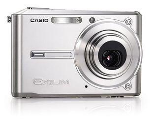 Casio Exilim EX-S600
