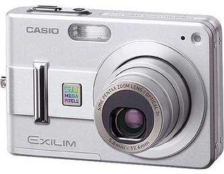Casio Exilim EX-Z57