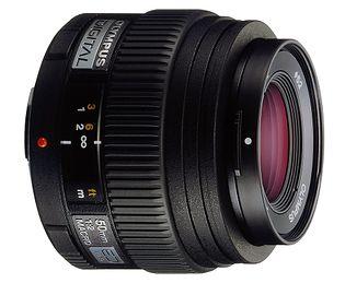 Olympus Zuiko Digital ED 50mm 1:2.0 Macro